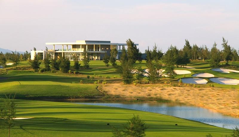 Sân golf chuẩn quốc tế Montgomerie Links
