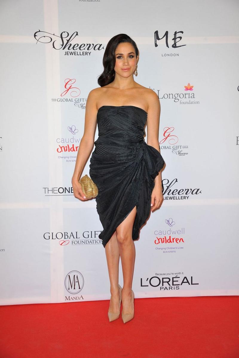 Mái tóc của Meghan Markle là một trong những điểm tạo nên sức hút cho cô.