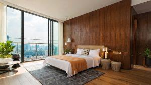 Bên trong căn penthouse triệu đô của City Garden