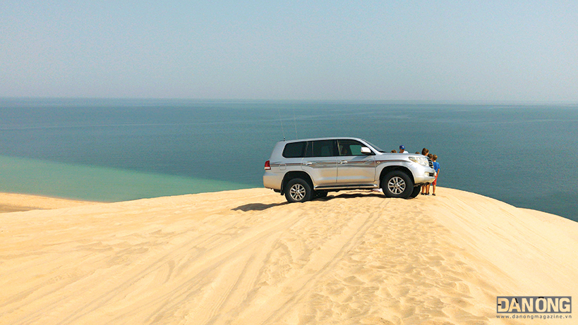 Những cuộc phiêu trên các sa mạc trải dài đến tận biển là điều phải làm khi đến Qatar.