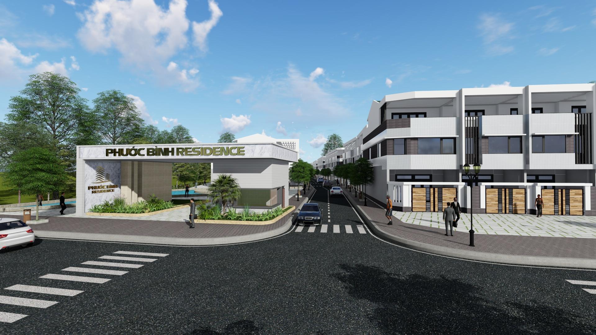 Vạn An Phát chính thức mở bán dự án đất nền Phước Bình Residence
