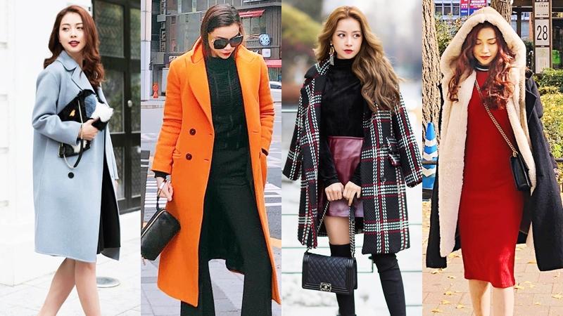 Street style ngập tràn áo khoác dáng dài của mỹ nhân Việt tuần qua