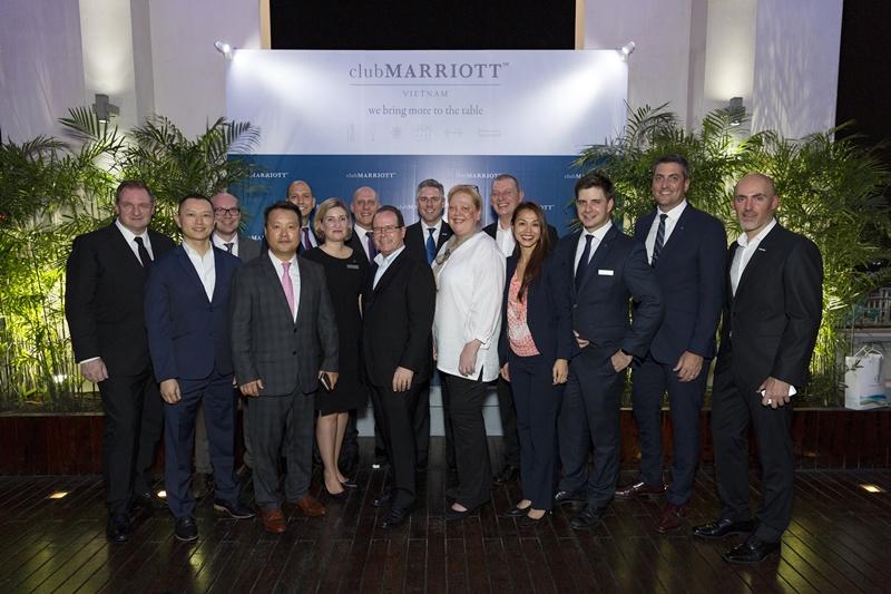 Sau Việt Nam, Tập đoàn Marriott International sẽ giới thiệu chương trình Club Marriott tại nhiều quốc gia khác khắp khu vực Châu Á – Thái Bình Dương bao gồm Nhật Bản, Hàn Quốc, Malaysia, Philippines, Indonesia, Đảo Guam và Thái Lan.