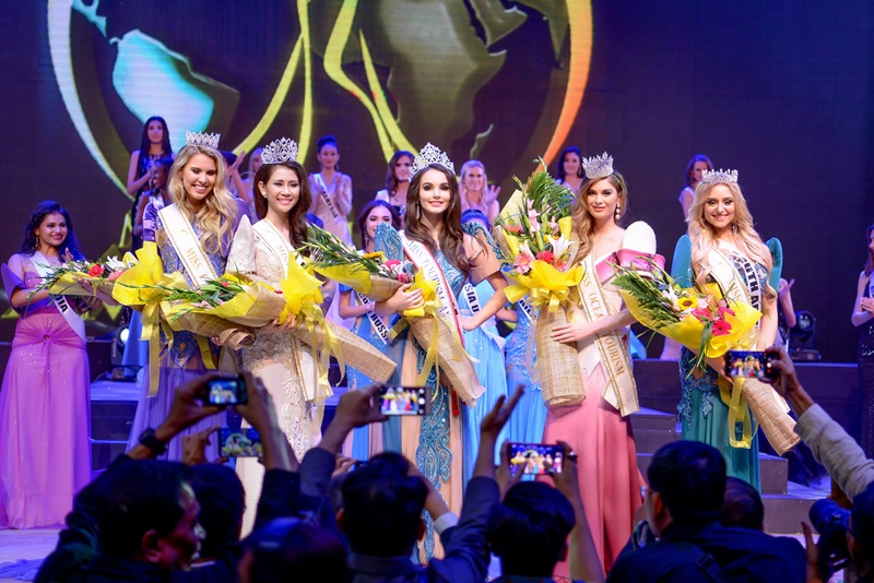Người đẹp Nga đăng quang Hoa hậu Đại sứ Du lịch Thế giới 2017