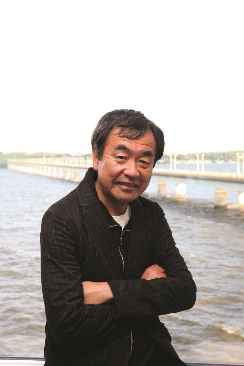 """Kiến trúc sư Kengo Kuma: """"Không gian sống với tôi là một tác phẩm nghệ thuật"""""""