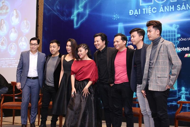 Đội ngũ tham gia vào Lights 2018