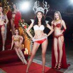 Minh Tú công bố bộ ảnh nóng bỏng nhất năm