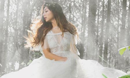 Mỹ nhân võ thuật – Katleen Phan Võ, con gái của Hoa hậu Điện ảnh Thanh Xuân hóa công chúa ở xứ sở thần tiên