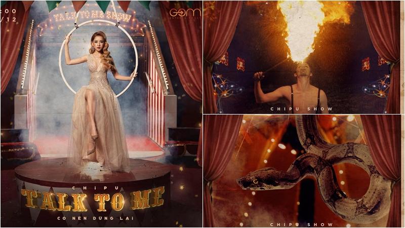 """MV mới của Chi Pu: Đẹp, sang, bớt """"thảm họa"""" nhưng vẫn nhiều dislike"""