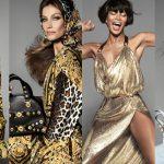 Kaia Gerber sánh vai cùng những siêu mẫu lừng lẫy trong chiến dịch quảng cáo của Versace