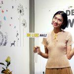 """Người mẫu Nguyễn Oanh – quán quân Vietnam's Next Top Model 2014 tiết lộ địa chỉ làm nail """"ruột"""""""