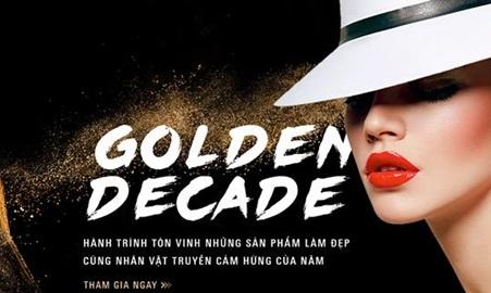 Đẹp Awards 2017 – Golden Decade: Kỉ niệm 10 năm đồng hành cùng cái đẹp