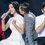 MC – Á hậu Hoàng Oanh khiến khán giả sửng sốt khi hát Bolero