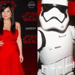 """""""Công chúa Raya"""" Kelly Marie Tran lộng lẫy trên thảm đỏ trực tuyến trong thiết kế áo dài từ NTK Thái Nguyễn"""