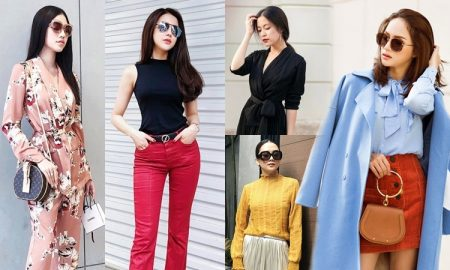 """""""Tan chảy"""" trước loạt street style đẹp mắt của dàn sao Việt tuần qua"""