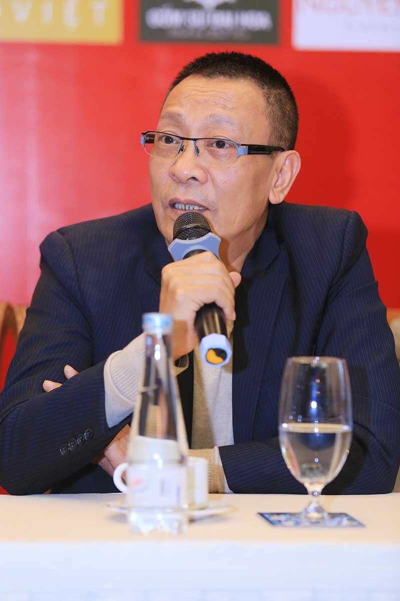 """MC Lại Văn Sâm sẽ là người dẫn chuyện trong chương trình """"Xuân phát tài"""" chuẩn bị diễn ra ở Trung tâm Hội nghị Quốc gia, Hà Nội."""