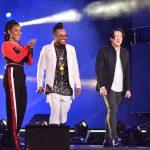 Thành viên Black Eyed Peas khuấy động đại tiệc năm mới cùng 50 ngàn khán giả Việt Nam