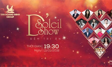 Đại tiệc âm nhạc tri ân khách hàng của Tân Hoàng Minh quy tụ hàng loạt sao đình đám của showbiz Việt