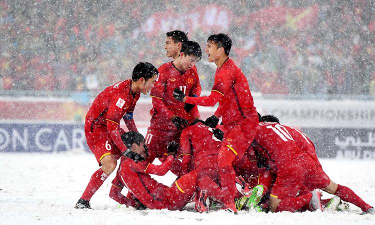 Chia sẻ xúc động về U23 của một người hâm mộ trở về từ Thường Châu