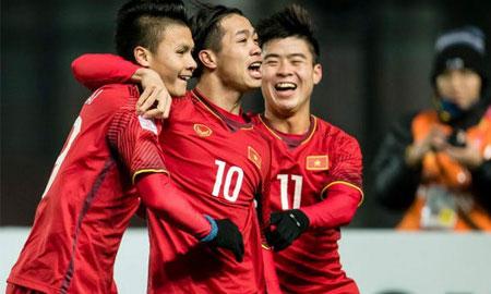 Hành trình lọt bán kết giải châu Á của U23 Việt Nam