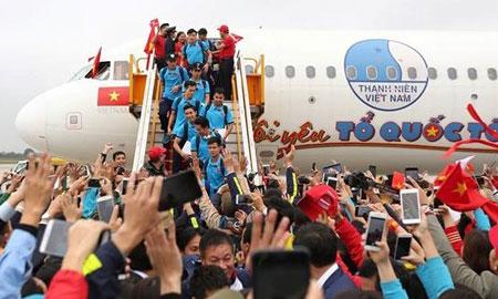 Diễn bikini trên chuyến bay chở U23 Việt Nam: Vietjet Air không hề thông báo trước cho các thành viên trên chuyến bay