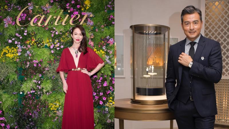 Vợ chồng Lý Minh Thuận – Phạm Văn Phương sẽ có mặt trong lễ khai trương cửa hàng Cartier tại Tp.HCM