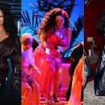 Bỏ qua thảm đỏ, Rihanna vẫn nổi bật tuyệt đối tại Grammy 2018