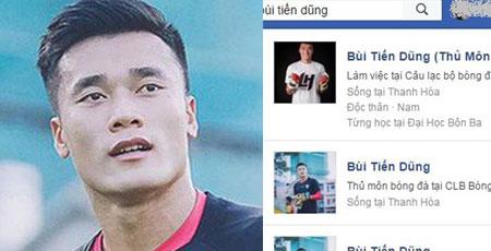 """Phát hiện hàng trăm tài khoản giả mạo U23 Việt Nam trên Facebook, các cô gái chớ vội mừng được cầu thủ """"thả thính"""""""