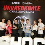 CASIO khởi đầu chuỗi sự kiện kỷ niệm 35 năm đồng hồ G-Shock tại AEON Mall Bình Tân