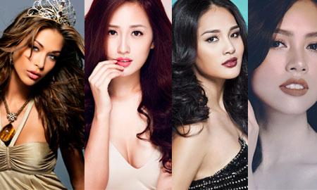 Ai thay thế vị trí giám khảo chung kết Hoa hậu Hoàn vũ của Hoàng My và Hương Giang?