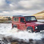 Land Rover Defender phiên bản 70 năm chỉ có 150 chiếc trên thế giới