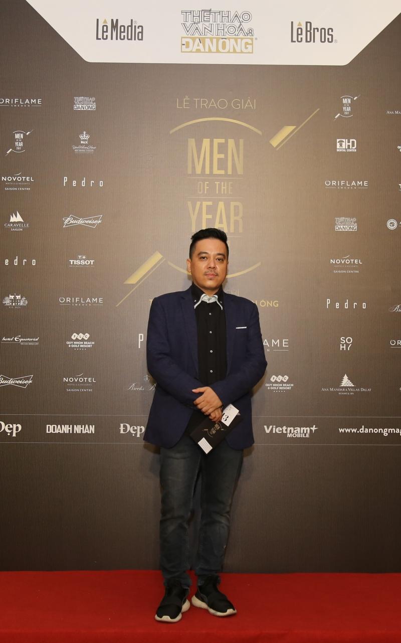 """""""Comeback of the Year"""" Đạo diễn Lê Thanh Sơn"""