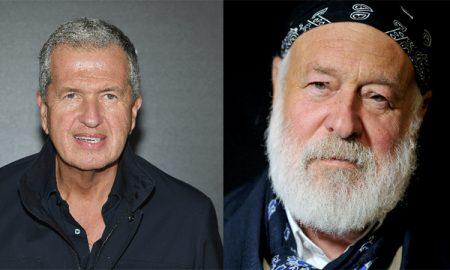 Nhiếp ảnh gia nổi tiếng Mario Testino và Bruce Weber vướng cáo buộc lạm dụng tình dục
