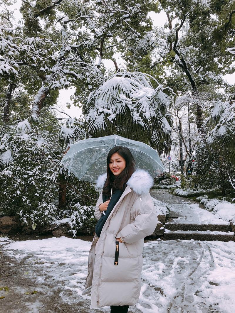 Ngay khi đến Trung Quốc, Thanh Tú khá lo lắng khi Thanh Tú chia sẻ, cô khá lo lắng khi nhiệt độ xuống thấp (khoảng – 2 độ) và tuyết rơi nhiều sẽ ảnh hưởng đến sức khoẻ và tâm lý của các cầu thủ.
