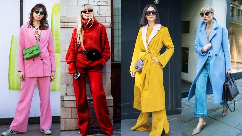 6 xu hướng street style thống trị Tuần lễ Thời trang London Thu Đông 2018 vừa qua