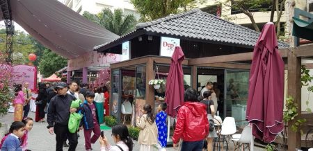 Đẹp Café đã có mặt tại Phố Sách Hà Nội