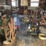 Đến Myanmar đừng bỏ qua In Paw Khone với lụa từ tơ sen độc đáo
