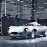Jaguar tái sản xuất thủ công mẫu xe đua lừng danh D-Type