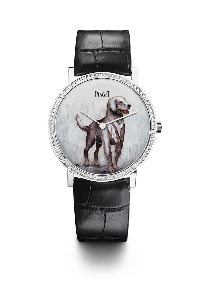Đồng hồ Piaget Altiplano phiên bản đặc biệt cho năm Mậu Tuất, chỉ có 38 chiếc trên toàn thế giới.