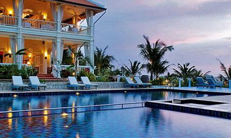 Hâm nóng tình yêu tại resort lãng mạn nhất châu Á