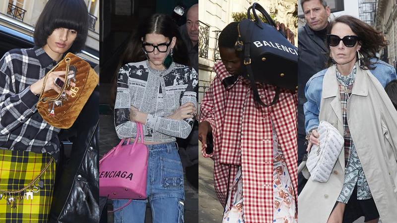 """Balenciaga ra mắt chiến dịch quảng cáo gây sốc với paparazzi và những thiết kế """"lạ lạ, quen quen"""""""