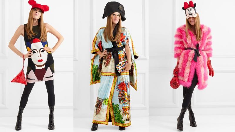 Phong cách của bà hoàng street style Anna Dello Russo vẫn luôn là nguồn cảm hứng bất tận cho những tín đồ thời trang ở khắp mọi nơi trên thế giới.