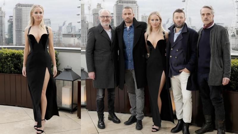 Jennifer Lawrence thấy nực cười với những lời bình phẩm ác ý về bộ đầm Versace