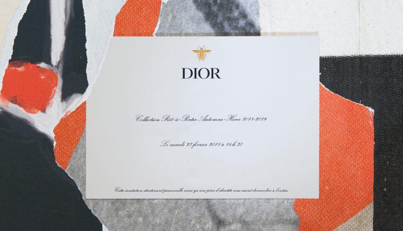 """[LIVESTREAM] Dior tiếp tục """"lên tiếng"""" với những tuyên ngôn nữ quyền cho BST Thu Đông 2018-2019"""