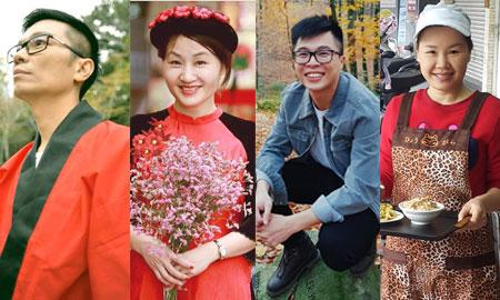 Đón Tết Việt nơi xa xứ: Con biết Xuân này mẹ chờ tin con!