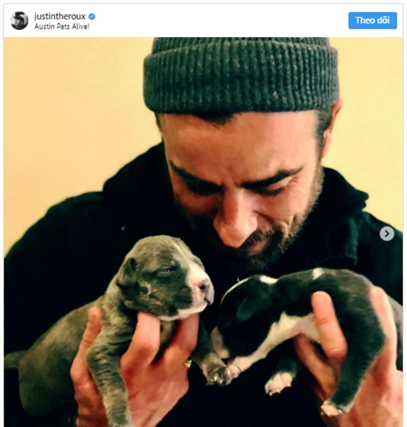 Hình ảnh mới nhất trên Instagram của nam diễn viên