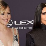 Tình bạn kỳ quặc giữa Jennifer Lawrence và Kim Kardashian