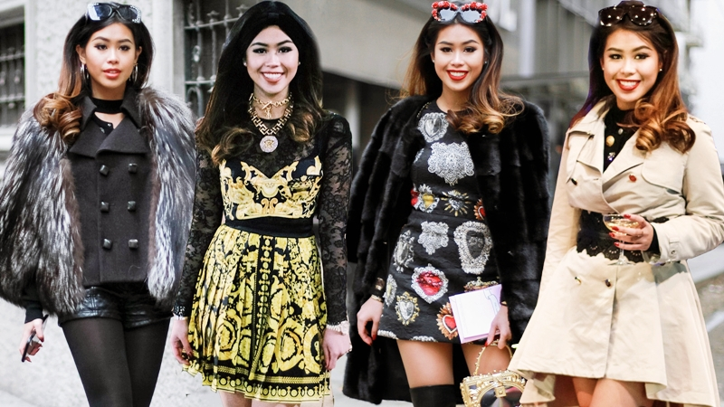 Thảo Tiên khoe phong cách sành điệu khi làm thượng khách tại Tuần lễ Thời trang Milan