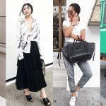 Những bộ cánh street style đẹp mê mẩn của quý cô thời trang Việt ngày nắng