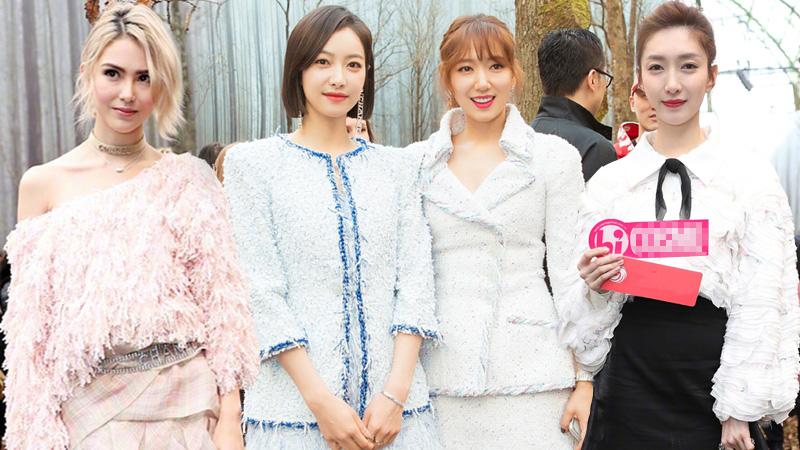 Park Shyn Hye, Victoria và loạt sao Châu Á khoe sắc vóc đỉnh cao tại show diễn của Chanel